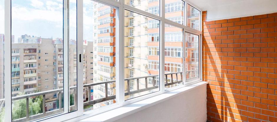 Остекление балкона: цена в оренбурге.